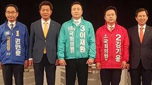 앞서는 한국, '민주·정의' 단일화 촉각