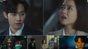 '어비스' '박보영 살인범 찾기' 새 국면...이성재 외 또 다른 살인범은?