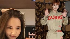 YG 이승훈, 한서희와의 비밀톡 공개..비와이 마약 논란 개입했나