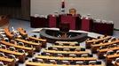 한국당 뺀 4당 국회 '개문발차'…추경안 처리는 '빨간불'