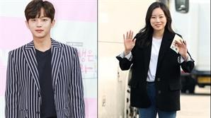 """[공식입장] 김민석·박유나 열애설 부인 """"친한 동료일 뿐"""""""