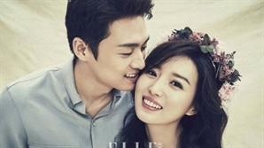 """[전문] 오상진♥김소영 부부, 오늘 첫째 득녀 """"열심히 키우겠다"""""""
