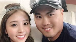 """류현진♥배지현, 내년 부모 된다..""""안정 취하며 태교중"""""""