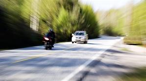 [단독] 오토바이사고 느는데 과속단속기는 무용지물