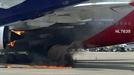 아시아나, 왜 이러나…LA 출발하던 A380 또 화재
