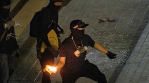 """환구시보 등 中 매체 """"홍콩 시위는 신종 테러리즘"""""""