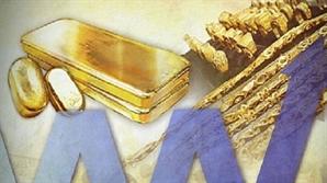 뚝뚝 떨어지는 금값...빛 바랜 금 펀드