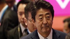 日아베, 벚꽃모임 사유화 논란에 지지율 급락