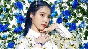 """아이유, 미니 5집 '러브 포엠' 공개 후 소감 """"고생한 것도 버틴 것도 다 네 덕분"""""""