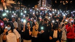 '홍콩인권법' 美의회서 최종 가결…트럼프 서명만 남아