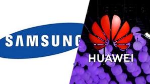 삼성·화웨이 스마트폰 점유율 3%포인트 차