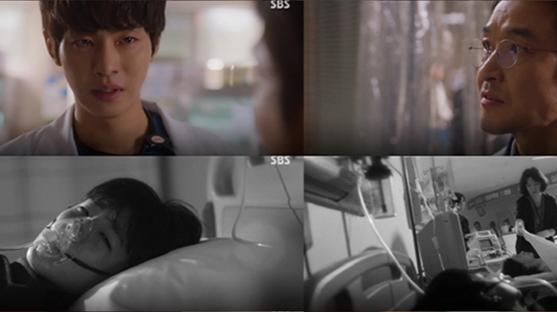 '낭만닥터 김사부2' 안효섭, 가족 동반자살 과거 밝혀졌다..눈물 속 패닉