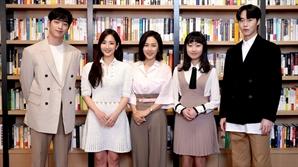 [SE★현장]'날씨가 좋으면 찾아가겠어요' 겨울 끝자락에 만난 박민영X서강준의 봄