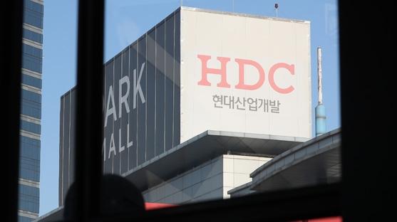 숨가쁜 HDC 지배구조 개편…주목받는 정몽규의 개인회사 활용법