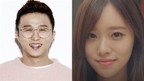 박성광 예비신부, 알고보니 배우 출신 이솔이…5월 결혼