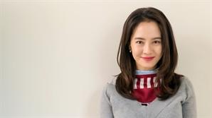 """[인터뷰]'침입자' 송지효 """"수비형 아닌 공격형 캐릭터, 너무 하고 싶었어요"""""""