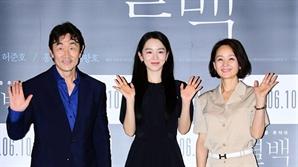 [현장]베일 벗은 '결백', 신혜선X배종옥 모녀 시너지 빛났다
