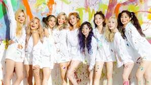 트와이스, 日 새 싱글 '팡파르'로 오리콘 싱글 차트 1위