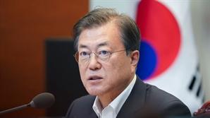 文 지지율 2주연속 40%대…긍·부정 '데드크로스' 오나
