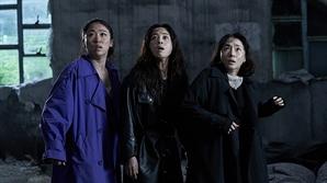 [리뷰]'죽지않는 인간들의 밤', 대놓고 투 머치·작정한 B급 소동극