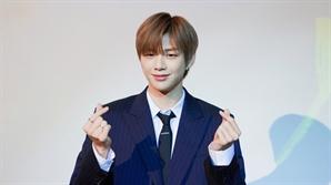 [SE★현장] 강다니엘의 터닝포인트, '컬러' 시리즈 대미 '옐로'로 2막 연다(종합)