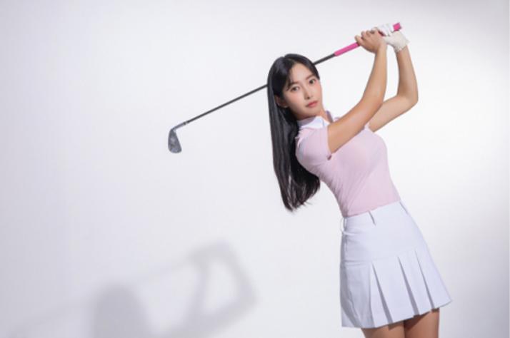 """'골프테이너' 홍재경 """"무한한 골프의 매력, 쉬운 언어로 전달할게요"""""""