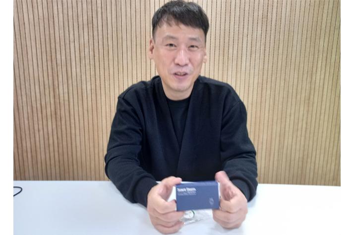 """'늦깎이 창업' 문남혁 아너킨 대표 """"주 3일 알바해도 창업 포기 못하죠"""""""